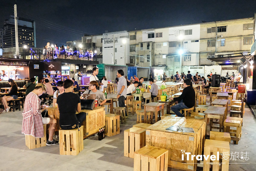 曼谷城中霓虹夜市 Talad Neon Downtown Night Market (63)