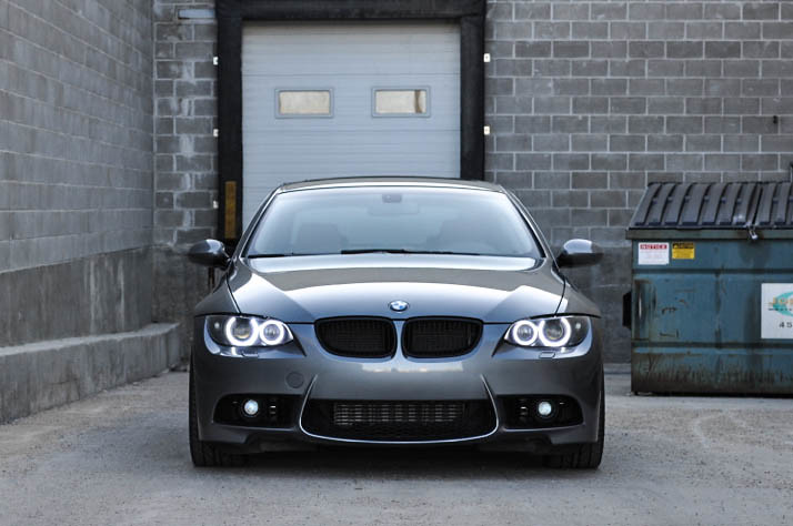 Bmw E92 335i With 19 Forgestar F14 Super Deep Concave Sdc Wheels