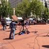 Food Truck Race reality show filming in #portlandia #pdx #teamelimination