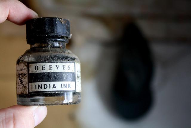 Reeves India Ink