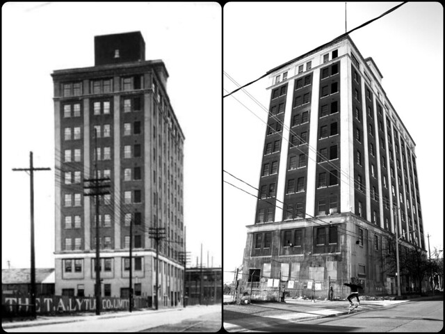 Tower Automotive (Then and  now)