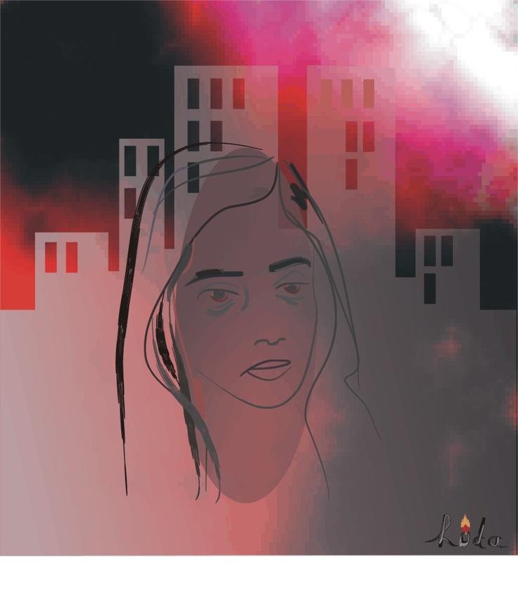 War Zone by Hoda Maalouf