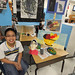 Rosemeade Students Present Art Show for Classmates 2013
