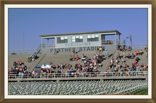 Panther Stadium Lee County Middle School