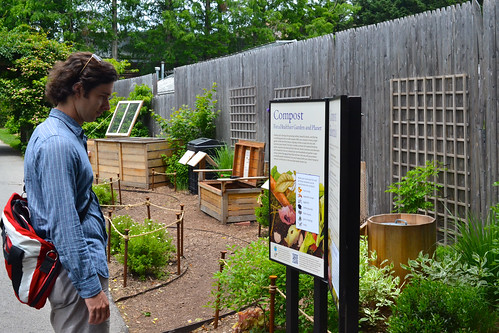 Home Composting Exhibit