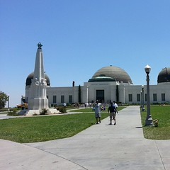 Private tour of LA - Griffith park and observatory in Hollywood Hills,  http://www.tourla.info/page/hollywood-private-tours
