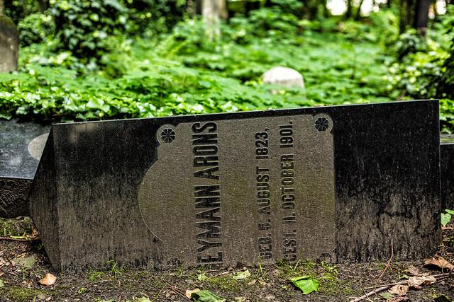 Photo:Jüdischer Friedhof II By danielfoster437