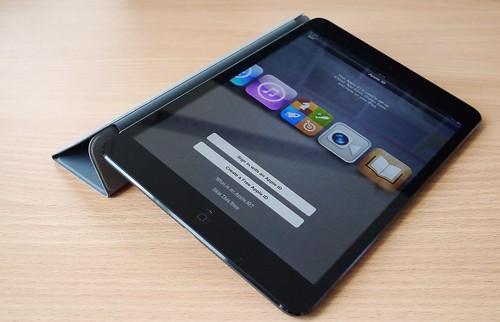 iPad mini, Smart Cover