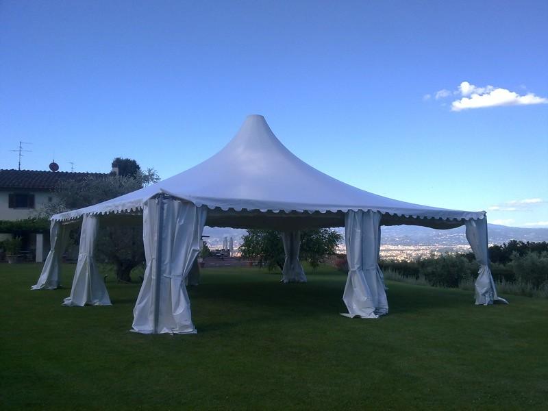 Tende e Gazebo per Eventi - Gallery - Noleggio catering gazebo e luci wedding Firenze Siena Pistoia