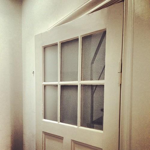 Badrumsdörr #östgötagatan