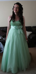 India Rose Prom dress