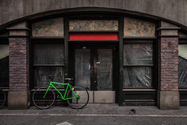 20130704_01_Tokyo Ginza Marunouchi Bicycle