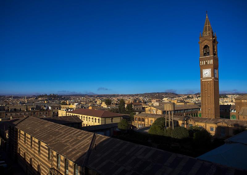 St Joseph Cathedral, Asmara, Eritrea