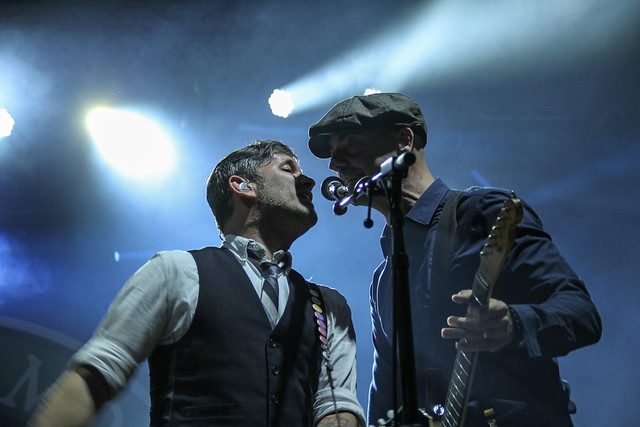 TURF 2013: Flogging Molly, July 6 @ Fort York