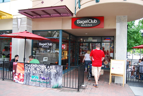 Bagel Club ext