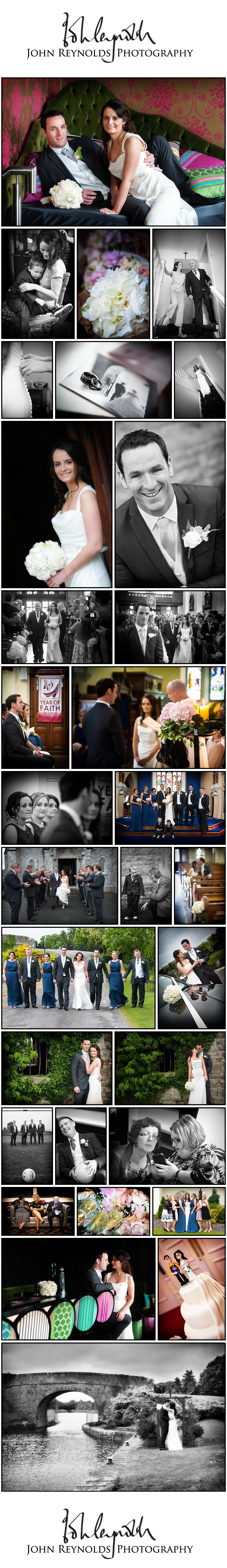Ann & John Blog Collage