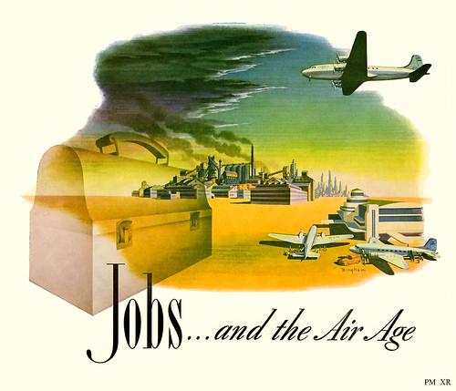 1944 ... workin' that air Age!