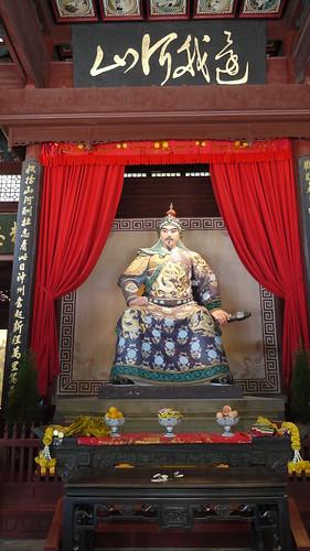 杭州西湖岳廟
