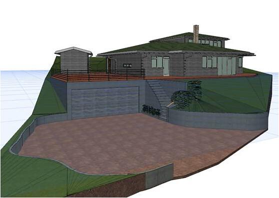 Stor Innvendig isolering av betong-garasje under grunn? - ByggeBolig BA-56
