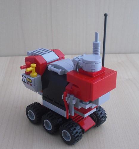 Mobile BBQ Droid (MBBQD)
