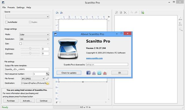 Scanitto Pro 2.16.27.244