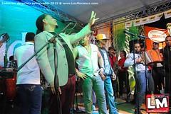 Fin de semana Expo Moca 2013 @ Krisspy y El Varon de la bachata