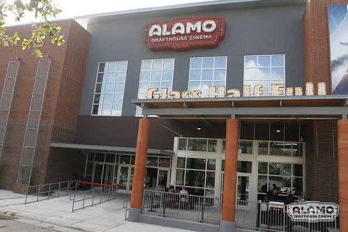 Alamo Drafthouse Lakeline Ribbon-Cutting