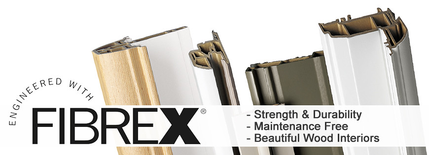 fibrex composition replacement windows