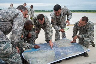 Kentucky Air Guard joins with Army Rapid Port Opening Element for