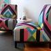 Summer Camp Slipper chairs by Ninaribena1