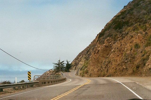 big sur - road ahead