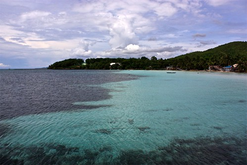 great water colors on Siquijor