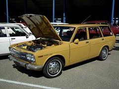 1971 Datsun 1600 station wagon