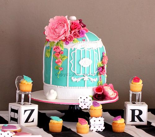 birdcage cake by {zalita}