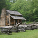 1st Place - Historical - Richard Youngblood - Log Cabin