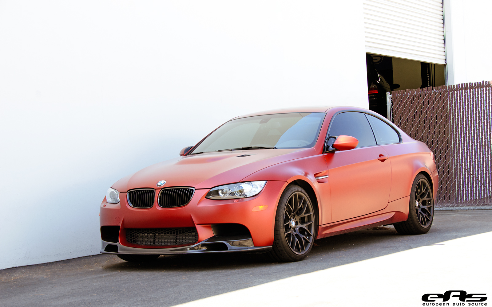 Frozen Red M3 Gets Some Carbon Fiber Bmw Performance
