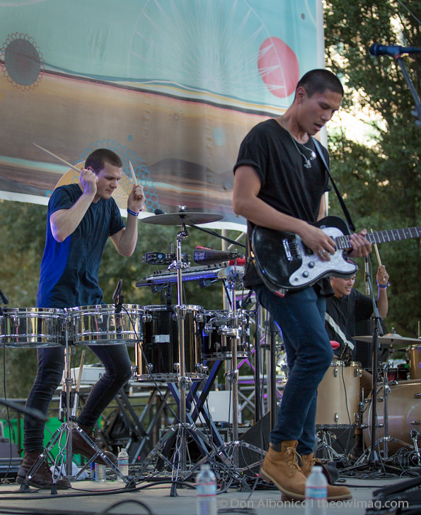 Gold Feilds @ Launch Festival, Sacramento 09-07-2013
