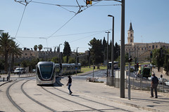 Jerusalem Trams