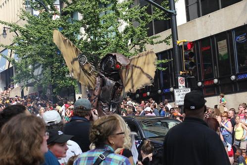BioShock DragonCon 2013 Cosplayers
