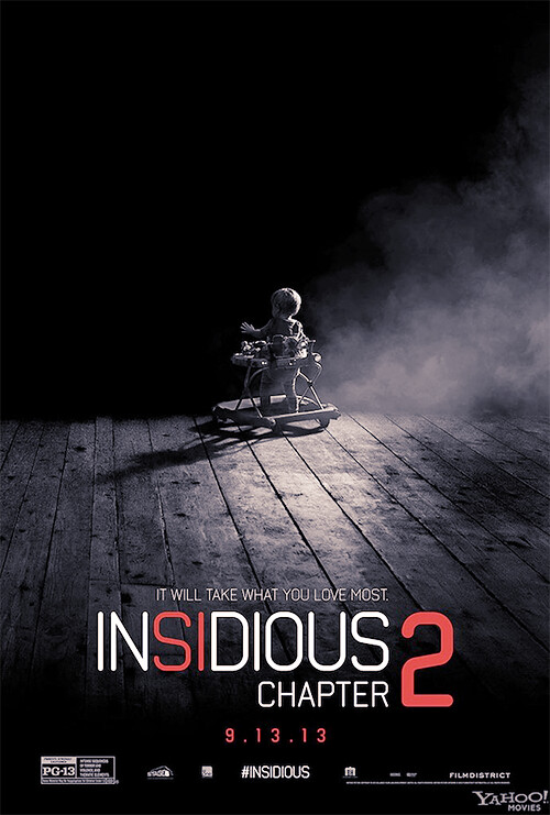 insidious 2, insidious chapter 2 movie poster