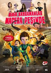 Minik Kahramanlar Macera Peşinde - The Illusionauts (2013)