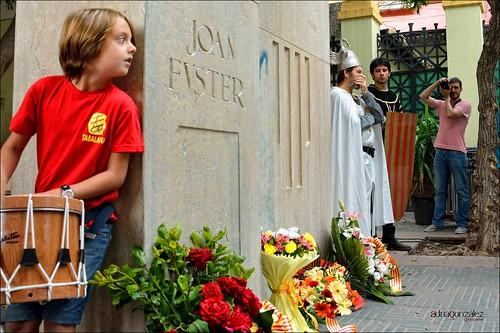 El xiquet i Jaume I by ADRIANGV2009