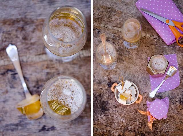 gelatina alla birra