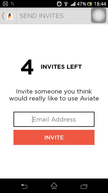 aviate-invite