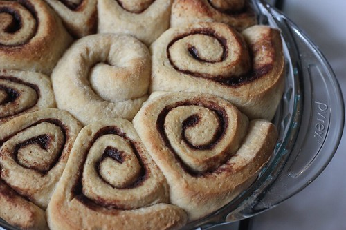 Brown Sugar Cinnamon Buns