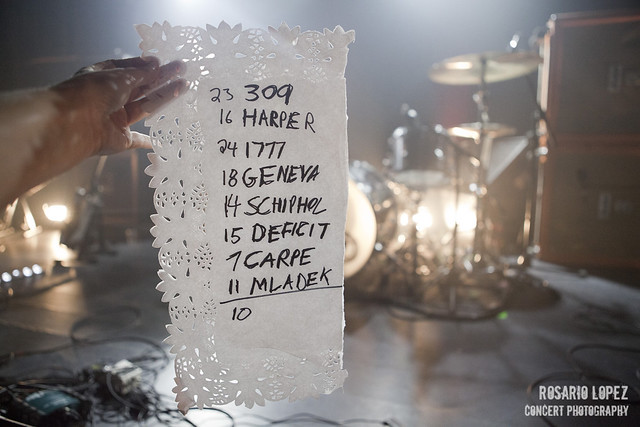 Russian Circles Setlist at La [2] de Apolo