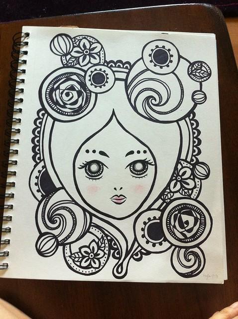 Doodle 102113