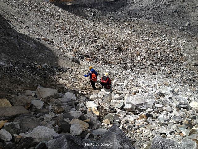 60度陡坡