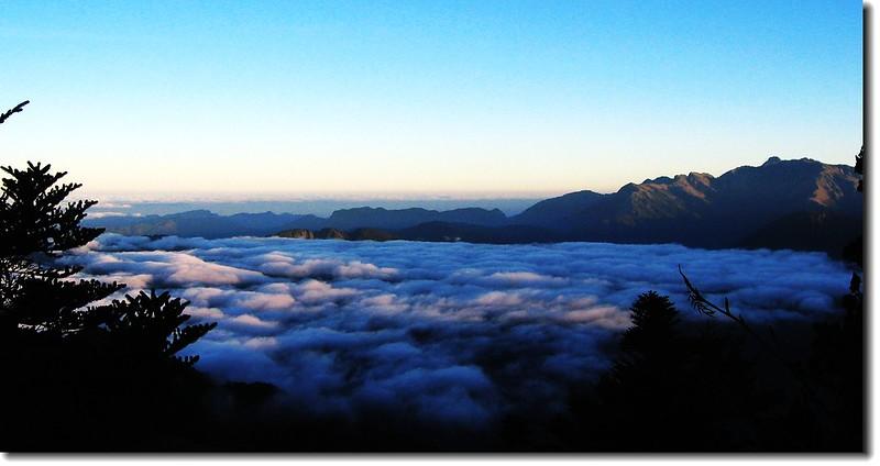 關山雲海 1