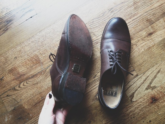 Frye Erin Oxfords For Sale